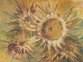 Ruth Squibb; Dried Proteas