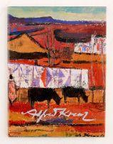 Davis-Mesman, Ellen; The Colourful Palette of Alfred Krenz