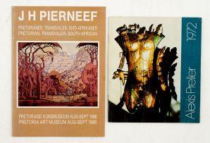 Berman, Esme; Alexis Preller: Retrospective, Pretoria Art Museum, Oct 24 – Nov 26 1972