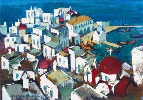 George Enslin; Greece