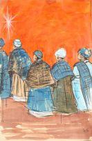 Senzo Shabangu; Figures in a Line