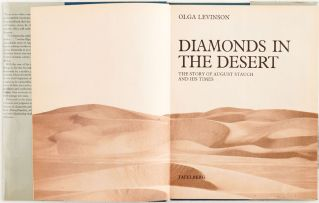 Levinson, Olga; Diamonds in the Desert: The Story of August Stauch and His Times