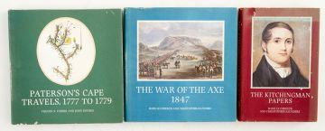 Le Cordeur, Basil and Saunders, Christopher; The War of the Axe, 1847