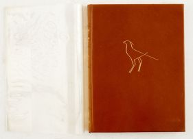 Calburn, Simon; Calburn's Birds of Southern Africa: paintings, field sketches and field notes