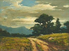 Titta Fasciotti; Outeniqua Landscape