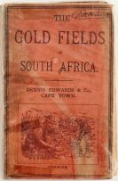 Author Unknown; The Gold Fields of South Africa
