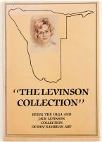 Scholz, Ute (ed.) and Andreae, Heilwig and Andreae, Peter; The Levinson Collection, Being the Olga and Jack Levinson Collection of S.W.A./Namibian Art
