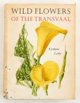 Letty, Cythna; Wild Flowers of the Transvaal