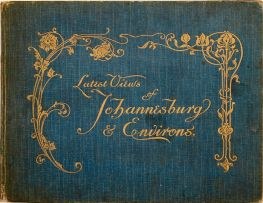 Author Unknown; Latest Views of Johannesburg and Environs