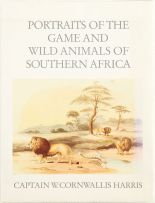 Harris, Captain W. Cornwallis; Portraits of the Game and Wild Animals of Southern Africa