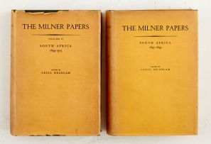 Headlam, Cecil; The Milner Papers: South Africa, Volumes I and II