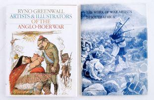 Greenwall, Ryno; Artists and Illustrators of the Anglo-Boer War