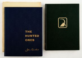 Sinclair, John; The Hunted Ones: Story and Camera