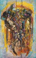 Ephraim Ngatane; The Penny Whistlers