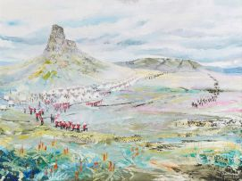 Gail Kathleen van Lingen; Isandhlwana