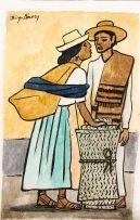 Diego Rivera; Campesinos