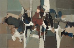 Ronald Mylchreest; Abstract Composition