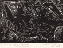 Walter Battiss; Figures and Birds