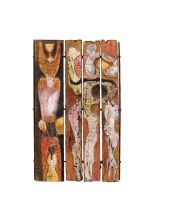 Lucky Sibiya; Three Figures
