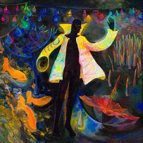 Michael Pettit; The Black Magician