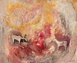 Gordon Vorster; Antelopes in Long Grass