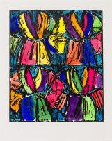 Jim Dine; Dexter's Four Robes