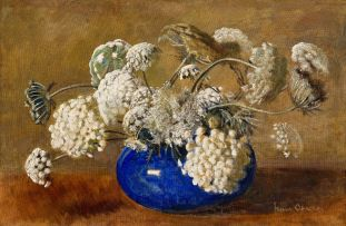 Frans Oerder; Snowball Viburnum