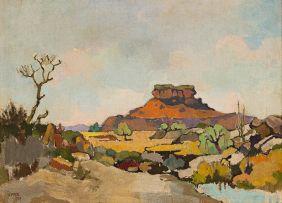 Gregoire Boonzaier; Mount Ararat, E. Free State