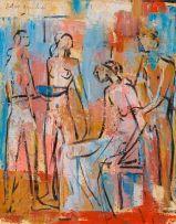 Maurice van Essche; Four Figures