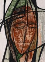 Bettie Cilliers-Barnard; Head of Christ