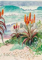 Edith King; Beach Aloes