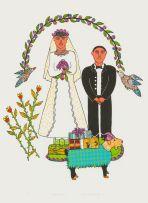 Bonakele (Bonnie) Ntshalintshali; The Wedding
