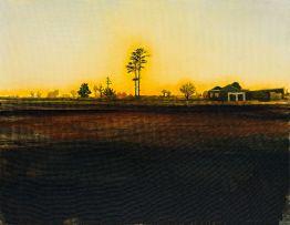 Hermann Niebuhr; Highveld Winter Morning
