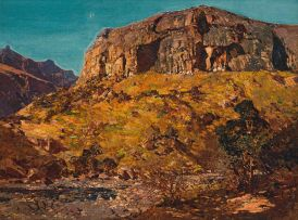 Robert Gwelo Goodman; The Little Berg, Natal