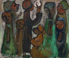 Frans Claerhout; Prayers