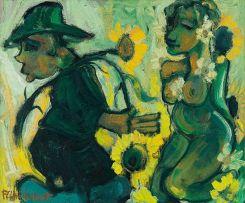 Frans Claerhout; Versoeking aan die Somer Blom