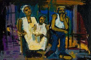 Ephraim Ngatane; Family Group