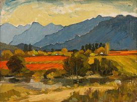David Botha; Landscape, Paarl