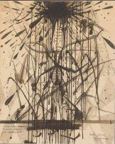 Eugene Labuschagne; Surrealist Figure