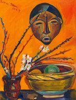 Irma Stern; Still Life with Mask
