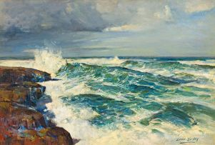Errol Boyley; Breaking Waves