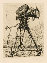 William Kentridge; Messenger