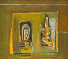 Cecil Skotnes; Abstract Composition