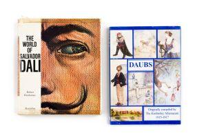 Ritchie, Kevin (editor) & Descharnes, Robert; Daubs & The World of Salvador Dalí
