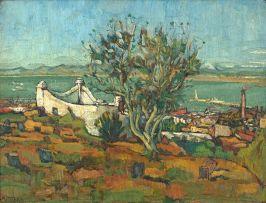 Moses Kottler; View from Signal Hill Kramat