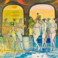 Robin Philipson; Procession