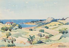 Walter Battiss; Port Edward, Natal