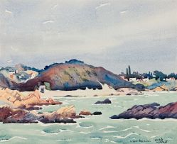 Walter Battiss; Leisure Bay, Natal