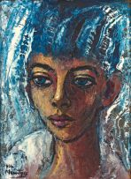 Johannes Meintjes; Head of a Boy