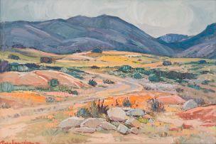Piet van Heerden; Namaqualand